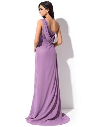 elegant evening dresses with sleeves uk