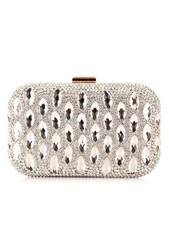 Handtaschen Hochzeit/Zeremonie & Party PU Stutzen Verschluss Prächtig Clutches & Abendtaschen