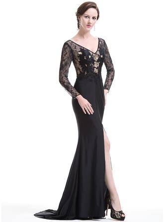 evening dresses for plus size ladies