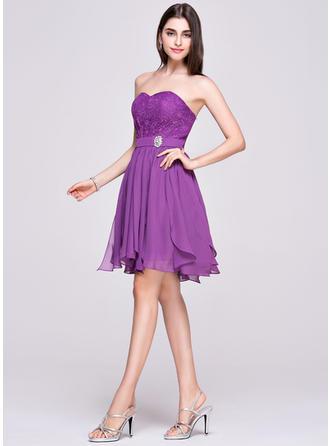 long sleeve homecoming dresses near me