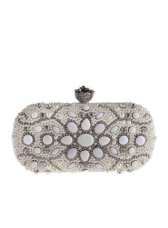 Prächtig Perle Mode-Hand