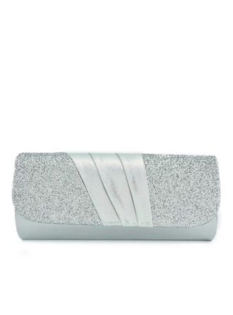 Clutches/Satchel Wedding/Ceremony & Party PU Kiss lock closure Charming Clutches & Evening Bags