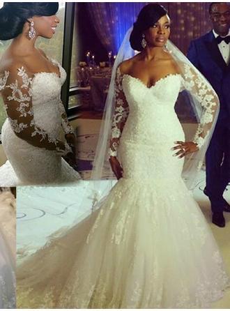 black wedding dresses for bride 2018