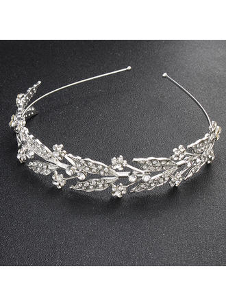 Tiaras Hochzeit Legierung Elegant (In Einem Stück Verkauft) Kopfschmuck