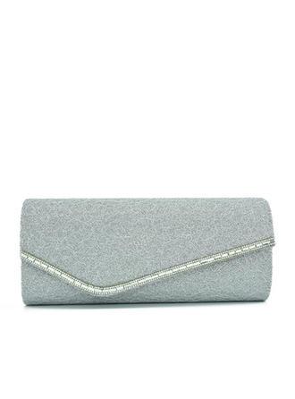 Handtaschen/Braut Geld-Beutel Hochzeit/Zeremonie & Party Lace/Funkelnde Glitzer Schnippen Verschluss Elegant Clutches & Abendtaschen