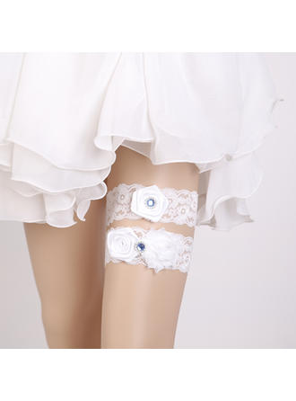 Garters Women/Bridal Wedding/Special Occasion Lace With Flower Garter (104196595)
