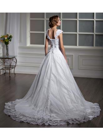 cheap lace wedding dresses online usa