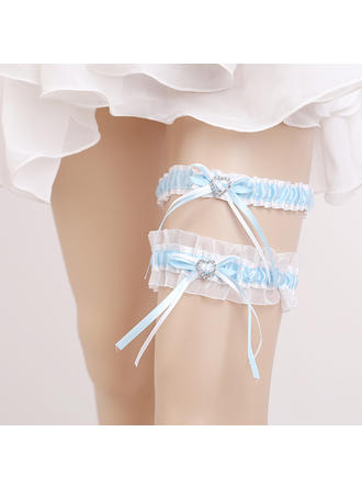 Garters Bridal/Lady Wedding/Special Occasion Tulle 2-Piece/Lovely Garter (104196580)