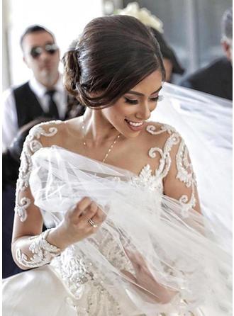 bling wedding dresses for bride