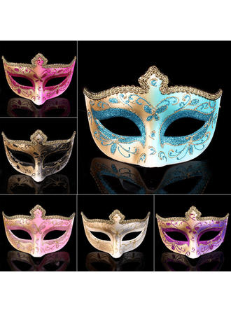 Lovely Alloy Masks (Sold in single piece)
