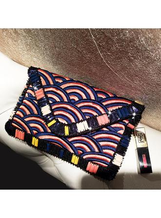 Elegant Bestickt Handtaschen
