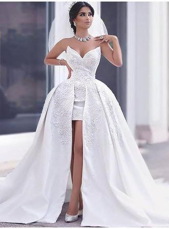 all wedding dresses 2018 plus size