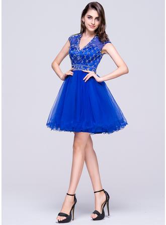 cheap short strapless homecoming dresses