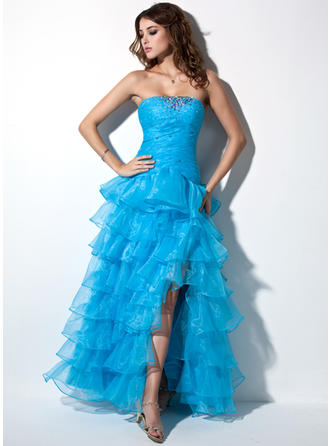 beautiful elegant prom dresses