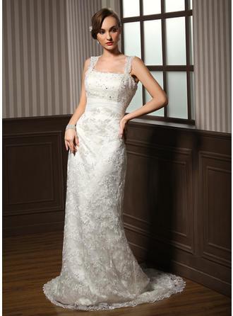 cheap large size wedding dresses