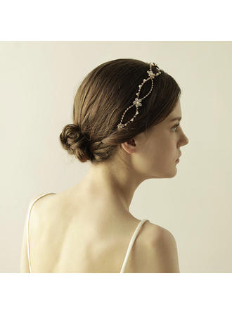 Elegant Alloy Headbands (Sold in single piece) (042138650)