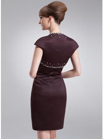 bridesmaid dresses rust