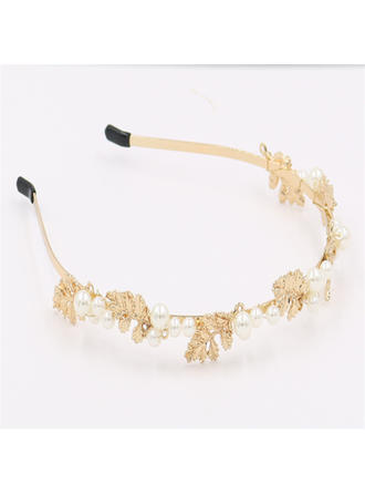 "Tiaras Special Occasion/Casual/Outdoor/Party Alloy 5.53""(Approx.14cm) 0.59""(Approx.1.5cm) Headpieces"