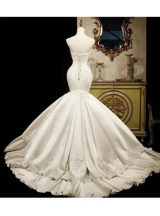 bling wedding dresses hire