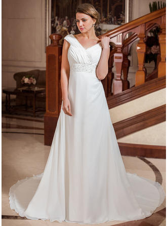 beach wedding dresses plus size mother