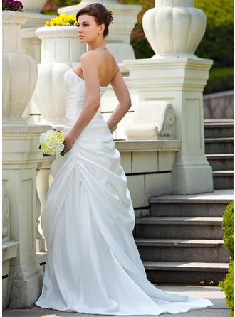 a line ball gown wedding dresses