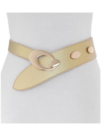 Women Alloy/PU Belt Fashional Sashes & Belts