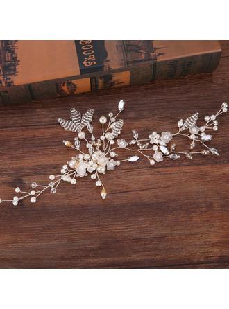 Abbigliamento donna Moda Strass/lega Pettine & clip di capelli con Strass (Venduto in un unico pezzo)