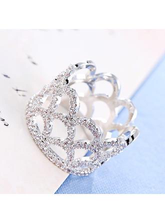 Rings Copper Ladies' Unique Wedding & Party Jewelry
