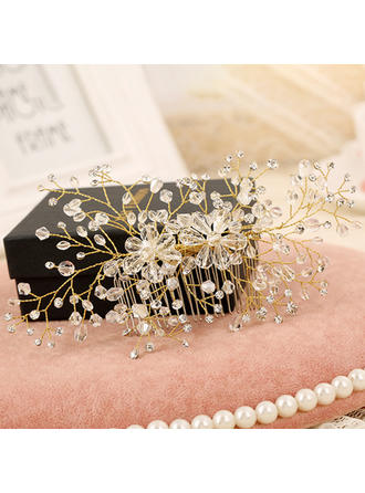 Fashion Combs & Barrettes (Sold in single piece)