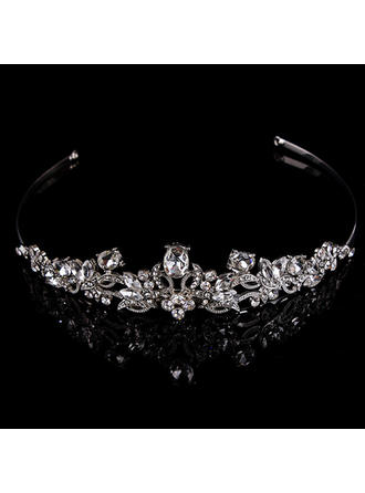 Tiaras Wedding/Special Occasion Rhinestone/Alloy Beautiful Color & Style representation may vary by monitor Headpieces