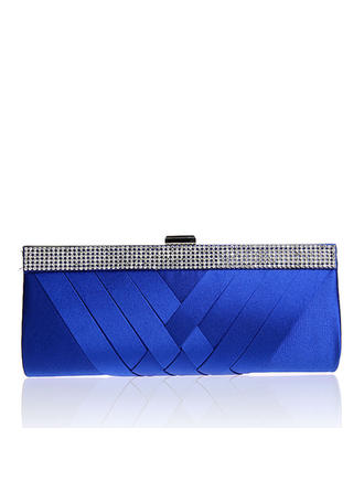 """Clutches Polyester Magnetic Closure Unique 4.33""""(Approx.11cm) Clutches & Evening Bags (012188052)"""