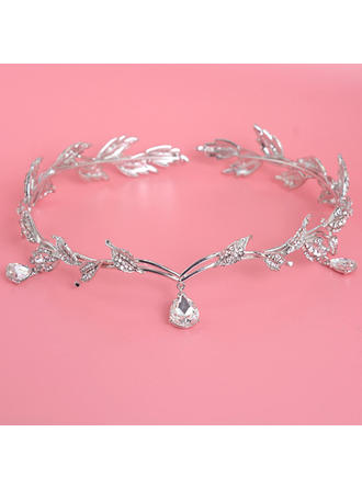 "Tiaras Wedding/Special Occasion/Party Rhinestone 6.69""(Approx.17cm) Beautiful Headpieces"