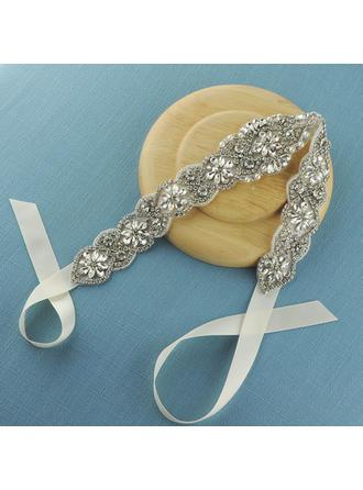 Elegant Satin Headbands (Sold in single piece)