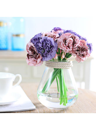 "Bridal Bouquets/Decorations Party/Casual Artificial Silk 9.06""(Approx.23cm) 4.72"" (Approx.12cm) Wedding Flowers"