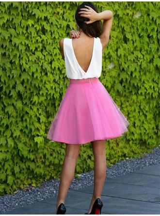 hot pink homecoming dresses cheap
