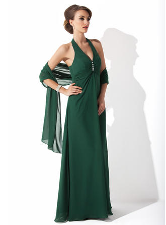 mother of the bride dresses maxi length