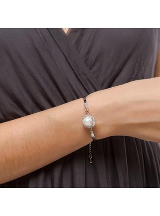 Bracelets Alloy/Zircon Ladies' Classic Wedding & Party Jewelry