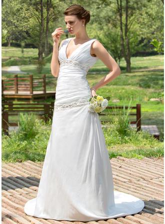 fish tail wedding dresses