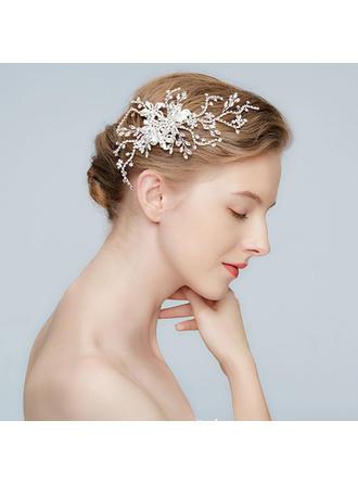 Glamour Alliage épingles à cheveux avec Strass/Cristal (Vendu dans une seule pièce)