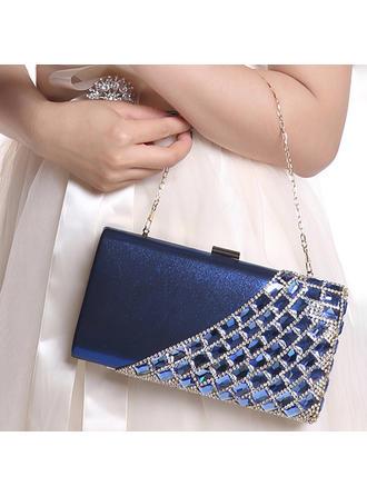 Handtaschen Zeremonie & Party PVC Schnippen Verschluss Elegant Clutches & Abendtaschen
