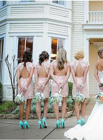 various shades of purple bridesmaid dresses