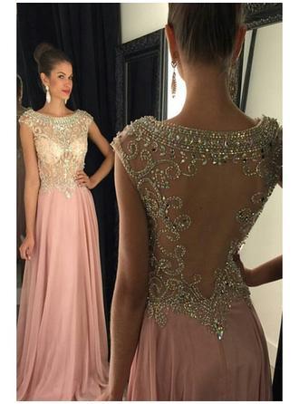 blue jeweled prom dresses 2018