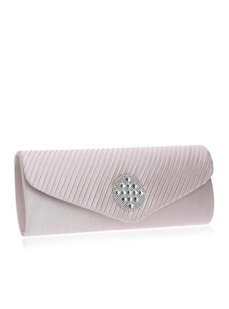 Handtaschen/Umhängetasche Hochzeit/Zeremonie & Party Polyester Magnetverschluss Elegant Clutches & Abendtaschen