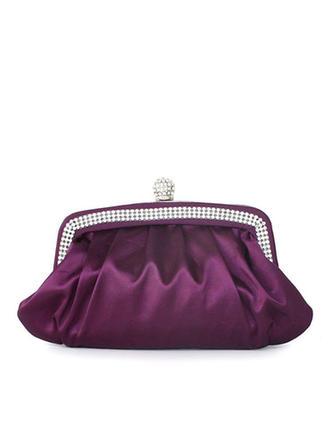 Handtaschen Hochzeit/Zeremonie & Party Seide Stutzen Verschluss Prächtig Clutches & Abendtaschen