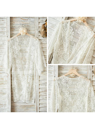 Sleepwear Casual/Wedding Feminine Lace Classic Lingerie