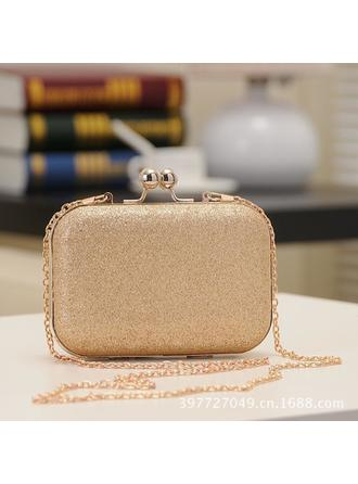 "Clutches Ceremony & Party PU Fashional 5.91""(Approx.15cm) Clutches & Evening Bags (012188087)"