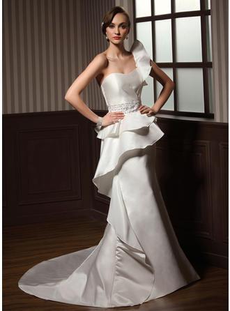 beach wedding dresses online canada