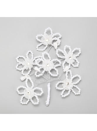 """Hairpins Wedding/Special Occasion Alloy/Imitation Pearls 4.53""""(Approx.11.5cm) 4.92""""(Approx.12.5cm) Headpieces"""