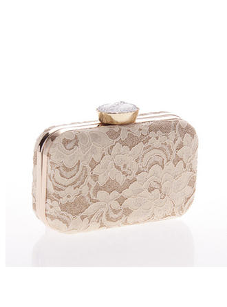 Elegant Alloy Clutches (012147334)