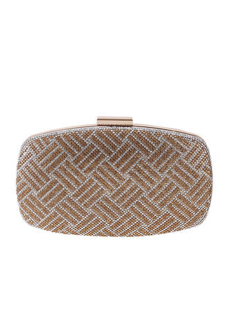 Elegant Patent Leather Fashion Handbags